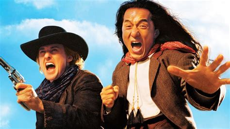 owen wilson and jackie chan owen wilson jackie chan reuniting for shanghai dawn
