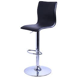 basilio modern white bar stool guildford white bar stool h 1110mm w 350mm departments