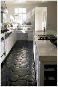 Painted Kitchen Floor Ideas 25 Best Painted Floor Tiles Ideas On Pinterest Painted