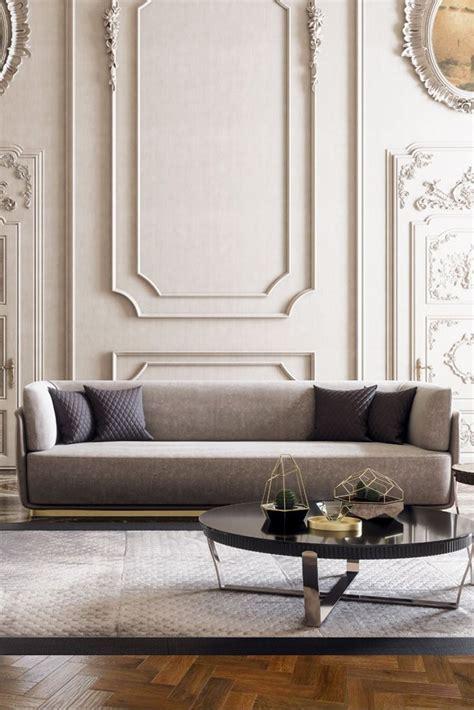 contemporary designer italian quilted nubuck sofa