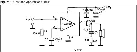 tantalum capacitors in parallel audio tda7231a seems to be clipping all the time electrical engineering stack exchange