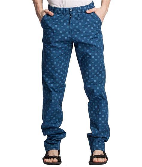Nexx 35 J Piyama Blue by Beevee Blue Cotton Pyjamas Buy Beevee Blue Cotton