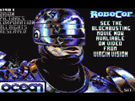theme music robocop robocop c64 title theme youtube