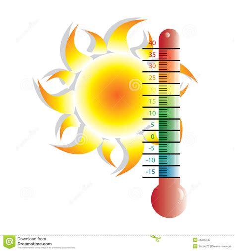 imagenes animales con calor ilustraci 243 n alerta del calor con el sol