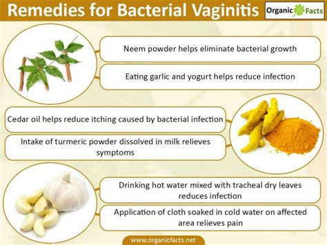 9 effective home remedies for bacterial vaginitis