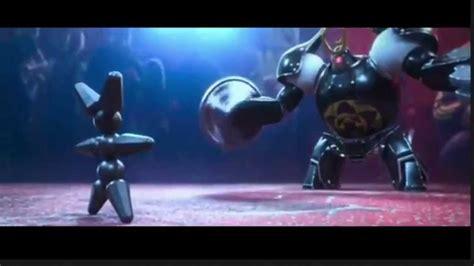 film robot fight big hero 6 robot fight scene movie scene youtube