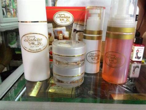 Promo Paket Wajah Tabita 5 In 1 Exclusive Original Terbatas paket perawatan kulit wajah tabita exclusive must muss