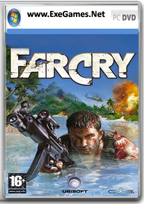 pc games free download full version exe far cry 1 pc game free download full version free