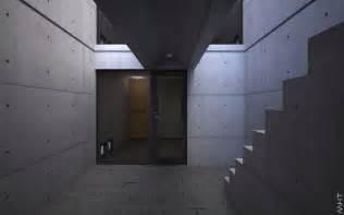 Tadao Ando Row House - tadao ando azuma house 171 mht