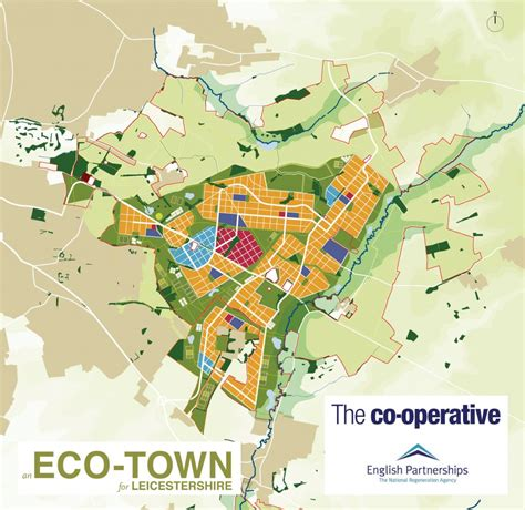 Earth Homes pennbury ecotown masterplan twinnsustainabilityinnovation