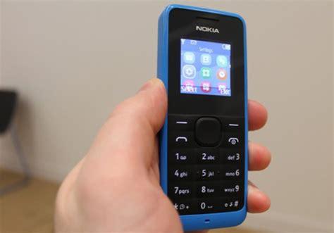 Update Hp Nokia 105 mwc 2013 nokia memperkenalkan 2 ponsel barunya dengan