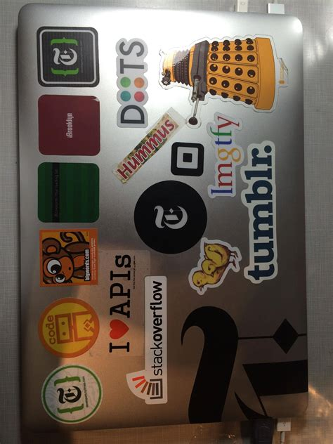 Decal Sticker Macbook Apple Macbook Be Different Stiker Laptop hardware how can i remove stickers from the lid of my