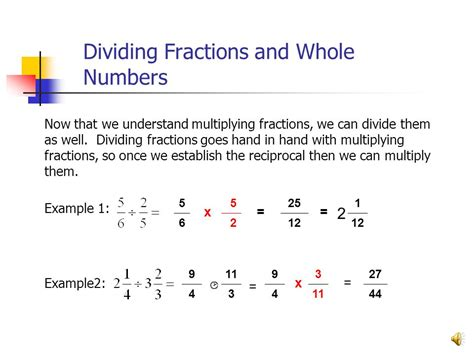 Dividing Fractions And Whole Numbers Worksheet by Divide Fraction By Whole Number Fraction