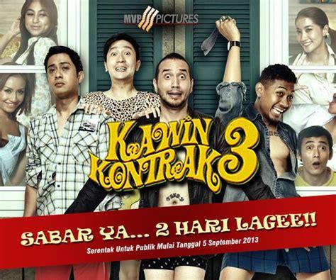 film bioskop indonesia kawin kontrak terserah gue on twitter quot inget 2 hari lagi film