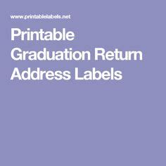 printable graduation address labels a doctor can confirm a patient s status with this