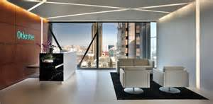 office reception design ceiling mect