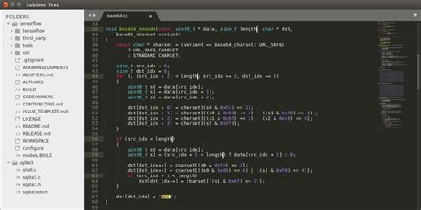 sublime text 3 theme creator sublime text 3 0 released how to install it on linux