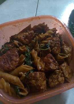 resep rendang tempe enak  sederhana cookpad
