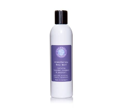 Wash Eco Balance Lavender Neroli lavender rosemary and patchouli aromatherapy wash
