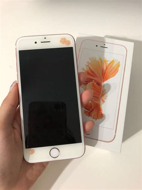 iphone  rose gold gb mobile phones tablets iphone