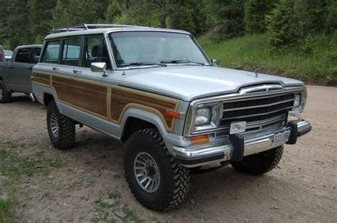 Build Your Own Jeep Grand 17 Best Images About Wagoneer On Canada