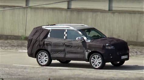 2019 Mercedes Gls by Update 2019 Mercedes Gls Spotted For The Time