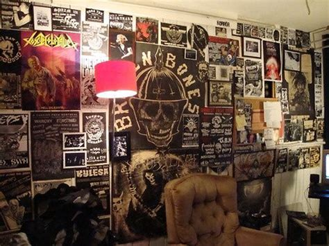 punk bedroom ideas 20 punk rock bedroom ideas home design and interior