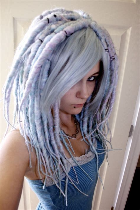 fake dreads locs hairstyles pinterest locs dreads awesome synthetic thick dreads dreads by madgey madness