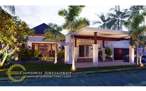 desain villa ibu dewi jasa arsitek desain rumah villa mewah desain villa ibu theresia jasa arsitek desain rumah