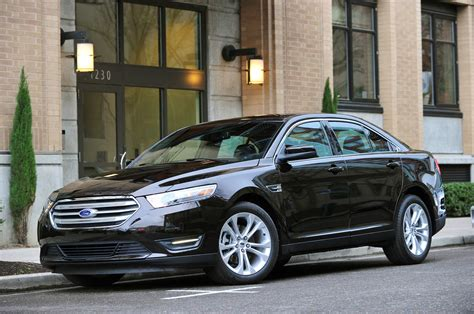 2013 Ford Taurus by 2013 Ford Taurus Reviews And Rating Motor Trend