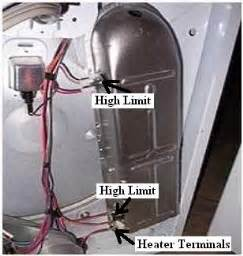 My Clothes Dryer Is Not Heating Up Whirlpool Dryer No Heat Repair Guide