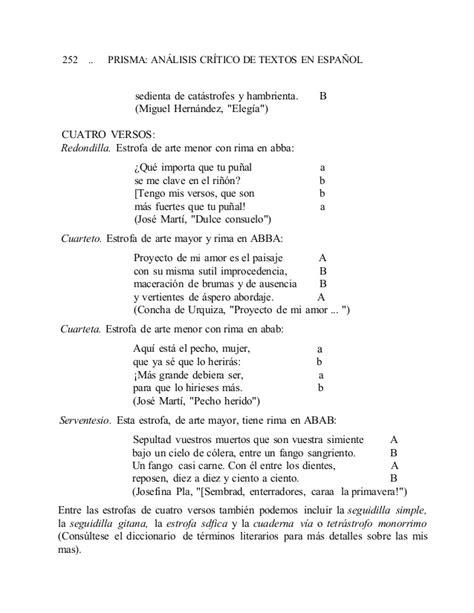 estrofa de 6 versos poemas con estrofas versos y rimas images