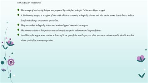 My Actions To Conserve Biodiversity Essay by Biodiversity Term Paper