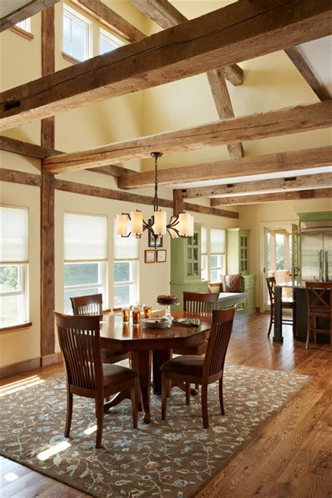 great dining rooms the barn great room dining room clerestory windows