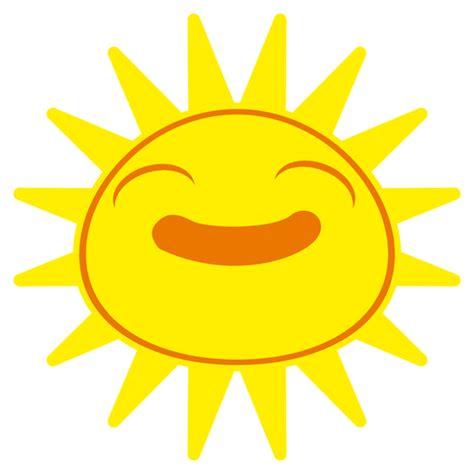 imagenes infantiles sol adhesivo infantil de un sonriente sol