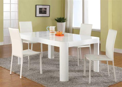 White Dining Room Table   Marceladick.com