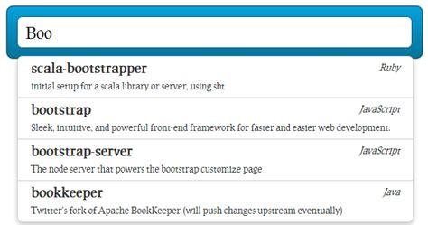 tutorial typeahead bootstrap typeahead js autocomplete tutorial ajax mysql remote