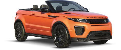 evoque al volante listino land rover range rover evoque convertibile prezzo