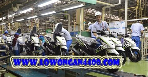 pt yamaha indonesia motor manufacturing info resmi