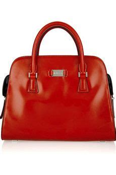 Furla Tangerine structured handbag all discount luggage