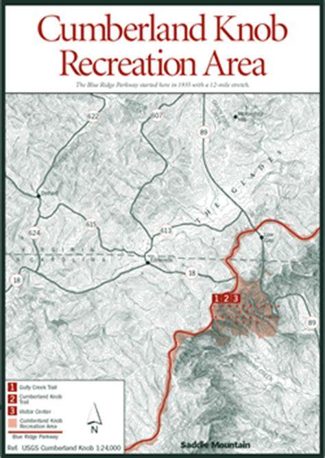 Cumberland Knob Recreation Area sherpa guides carolina mountains cumberland