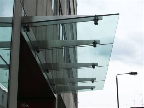 glass awnings canopies 41 best images about architecture glass canopy on