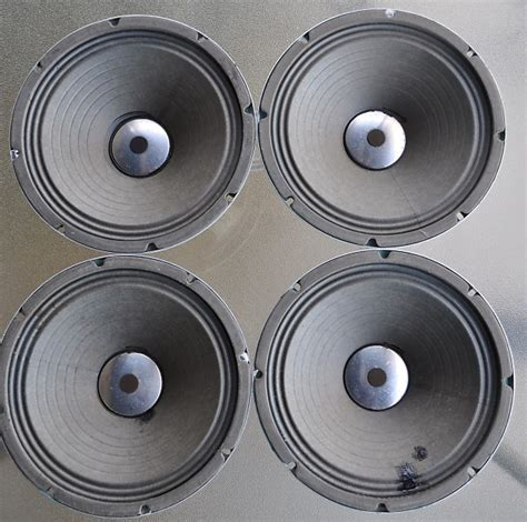 Speaker B C 10 Inch vintage speakers eminence 10 inch set of four reverb