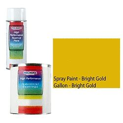 yale forklift spray paint gold parts 408 oem match color