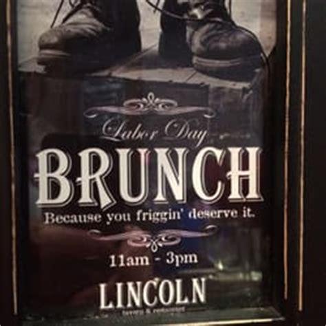 lincoln south boston menu lincoln tavern restaurant 157 photos american new