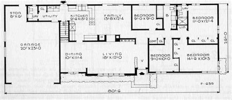ranch house remodel floor plans 12 reasons to own and love a mid century home retro