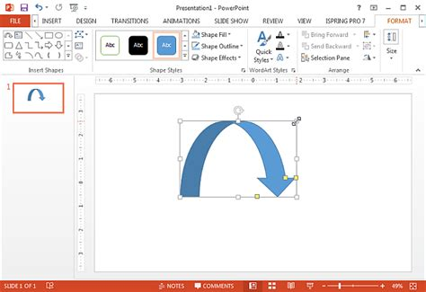 curved arrows in visio how to make curved arrows in powerpoint