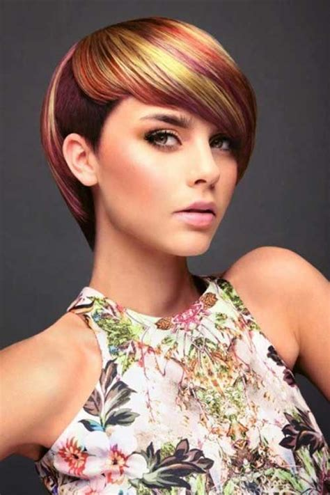 hairstyles with three colors hair color styles for short hair 3 hair pinterest
