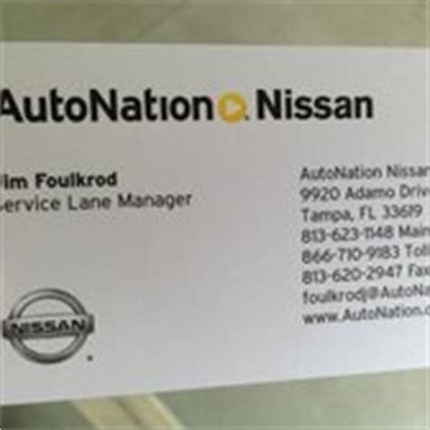 autonation nissan brandon autonation nissan brandon 16 photos 34 reviews car