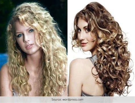 haircut for long permed hair perm hairstyles for long hair newhairstylesformen2014 com